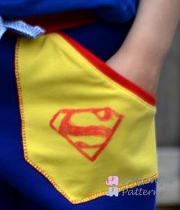 domi superman pocket