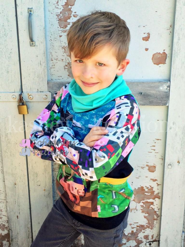 semper sweater size 5 option B