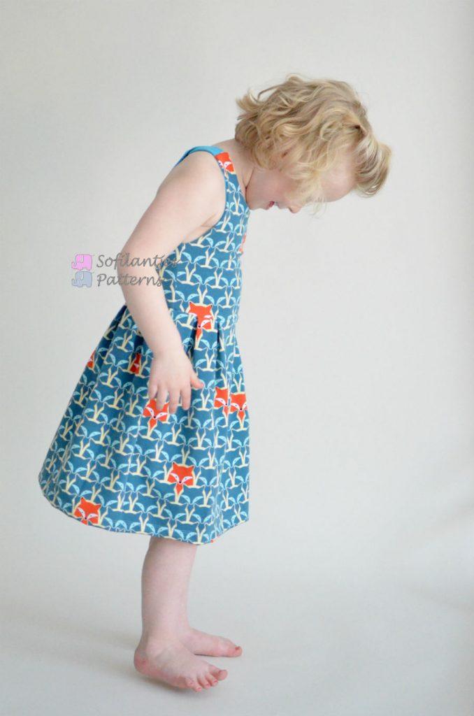 Fox Solis dress- Sofilantjes12