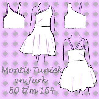 Montis tuniek en jurk-01
