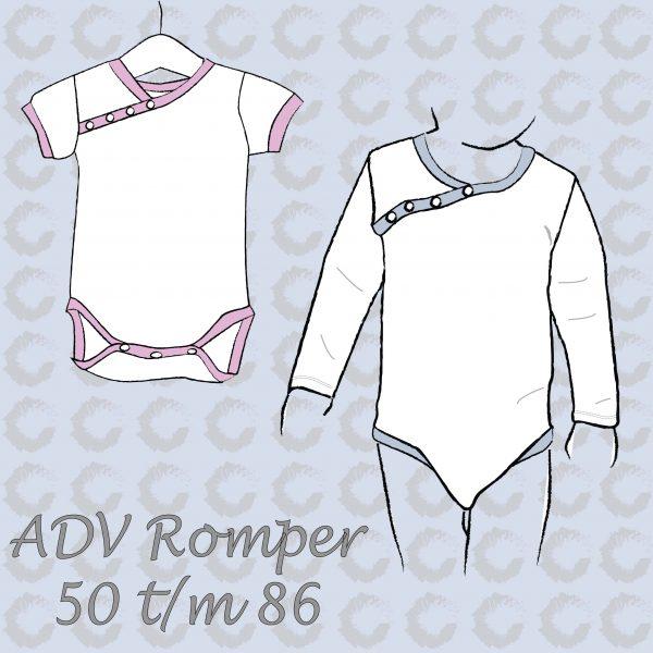 Listing of the ADV bodysuit